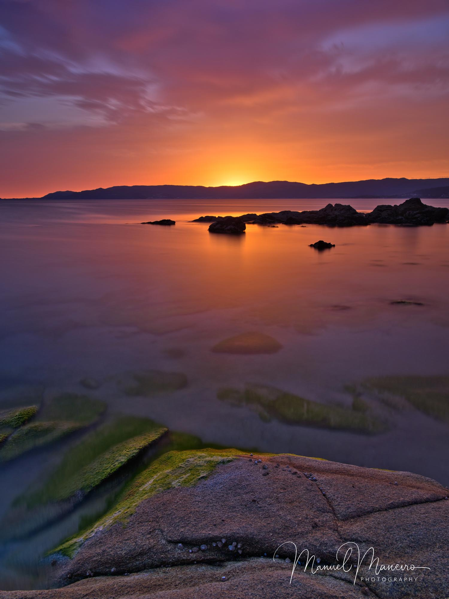 0245 Sunset Seascape Photography ©Manuel Maneiro