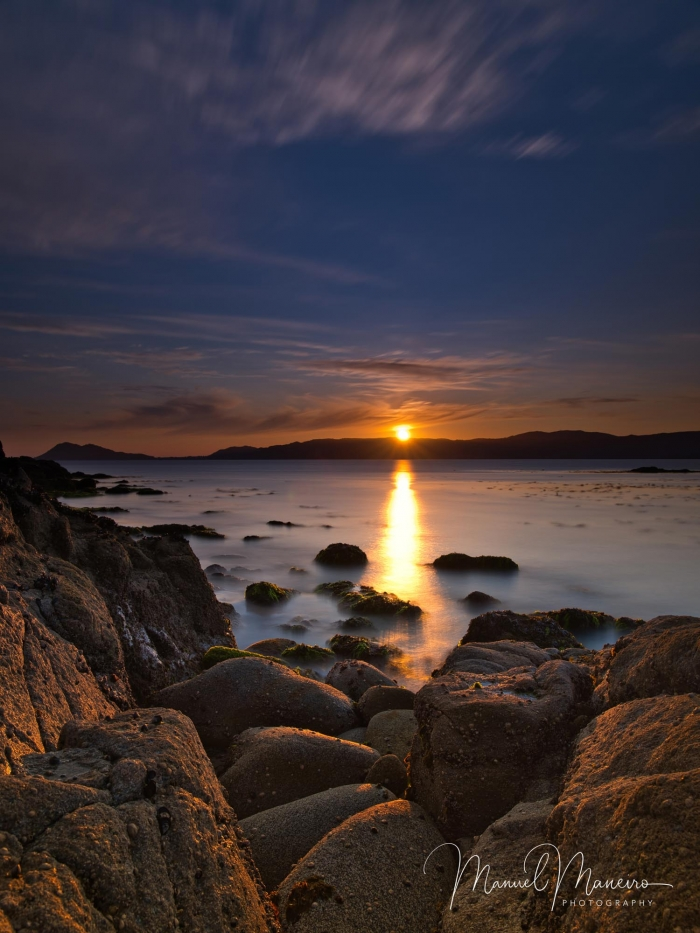 0514 Sunset Seascape Photography ©Manuel Maneiro