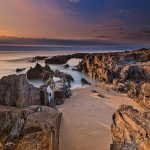 0616 Beach Sunset Seascape Photography ©Manuel Maneiro
