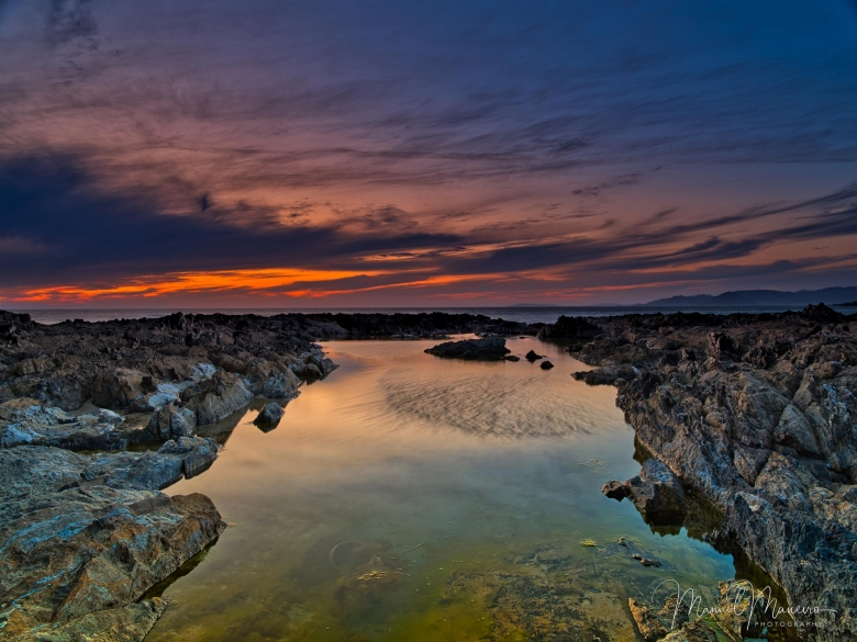 1247 Sunset Seascape Photography ©Manuel Maneiro