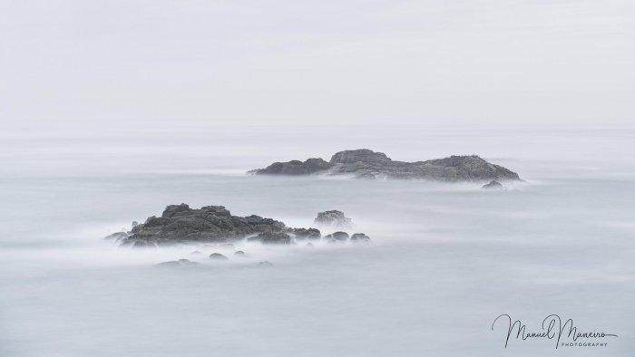 1410 Minimalist Seascape Photography ©Manuel Maneiro